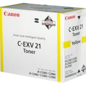 Toner C-EXV 21 Yellow