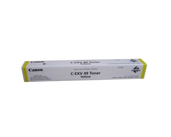 Toner C-EXV49 Yellow